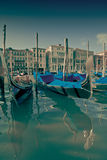 Szczegół gondola Fotografia Royalty Free