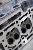 szczegółu blokowy silnik Zdjęcie Royalty Free