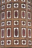szczegóły islamskiego architektury Zdjęcie Stock