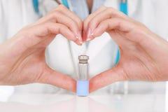 szczepionka Zdjęcie Royalty Free