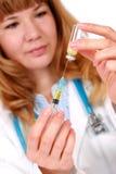 szczepionka obrazy stock