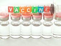 szczepionka Fotografia Royalty Free