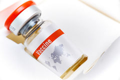 szczepionka Zdjęcia Stock
