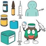 szczepionka ilustracja wektor