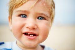 Szczęśliwa chłopiec Obrazy Stock