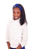 Szczęśliwa mała dziewczynka Fotografia Royalty Free