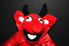 szczęśliwy diabła Zdjęcie Stock