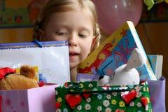 szczęśliwy urodziny. Zdjęcie Stock