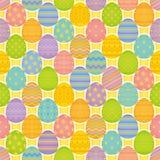 Szczęśliwy Wielkanocny tło. Zdjęcia Royalty Free