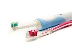 szczoteczki do zębów Fotografia Royalty Free