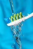 szczotkarski dentystycznego Fotografia Stock