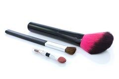 szczotkarski makeup Zdjęcie Royalty Free
