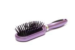 szczotkarski włosy Fotografia Stock