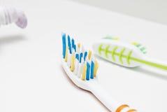 szczotkarski ząb Obrazy Royalty Free
