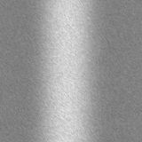 szczotkująca podkreślić aluminium Obrazy Stock