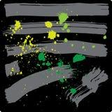 szczotkuje grunge Ilustracja Wektor