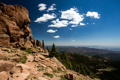 Szczupaka szczyt Obraz Stock