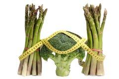 szczupli warzywa Zdjęcie Royalty Free