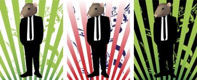 szczura kostium Zdjęcia Royalty Free