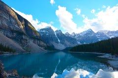 szczyt dolina dziesięć Obraz Royalty Free