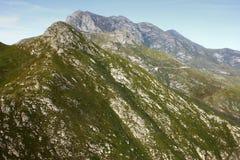 szczyt górski wysoki Fotografia Royalty Free