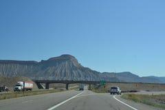 Szczyt Kolorado Na sposobie… Zdjęcia Royalty Free