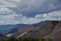 Szczyt Kolorado Na sposobie… obraz royalty free