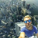 szczyt świata Fotografia Royalty Free