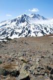szczytowi peric Pyrenees Zdjęcia Royalty Free