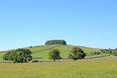 Szczytowy Gromadzki park narodowy, Anglia Zdjęcia Royalty Free