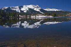 szczytowy snowdon Obraz Royalty Free