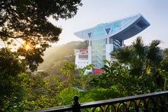 Szczytowy wierza, Hong kong Zdjęcia Stock
