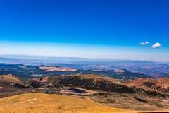szczytu szczupaki colorado zdjęcie stock
