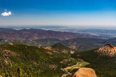 szczytu szczupaki colorado Fotografia Royalty Free