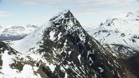 Szczyty arktyczna północ zbiory