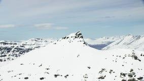 Szczyty arktyczna północ zdjęcie wideo