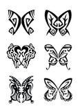 sześć opakowań wing ilustracja wektor