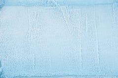 Lód jako tekstura Obraz Stock