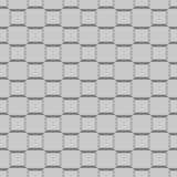 Sześcianu bezszwowy deseniowy tło Obraz Stock