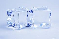 sześcianu lód Zdjęcie Royalty Free