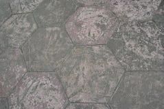 sześciokąta deseniowy bezszwowy płytek wektor Obrazy Royalty Free