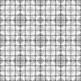 sześcianów grey wzoru biel Zdjęcie Stock