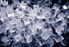 sześcianu lód Zdjęcia Royalty Free