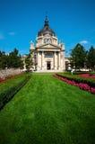 Szechenyi Bad, Budapest Stockfoto