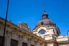 Szechenyi Furdo in Budapest Royalty Free Stock Images