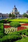 Szechenyi Furdo in Budapest Stock Image