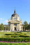 Szechenyi Medicinal Bath. Budapest. Hungary Royalty Free Stock Photography