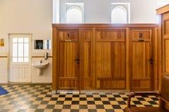 Szechenyi Medicinal Bath complex Stock Photos