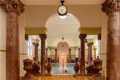 Szechenyi Medicinal Bath complex Royalty Free Stock Photo