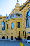 Szechenyi Medicinal Bath complex Royalty Free Stock Images